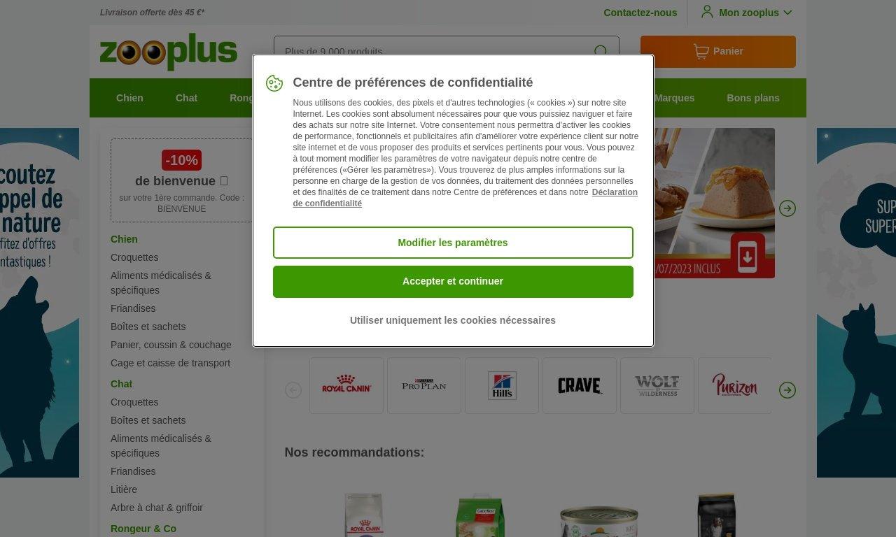 Zooplus.fr 1