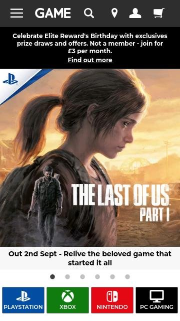 Game.co.uk 2