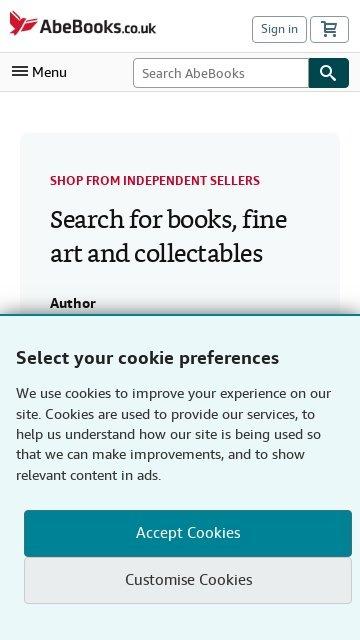 Abe books.co.uk 2
