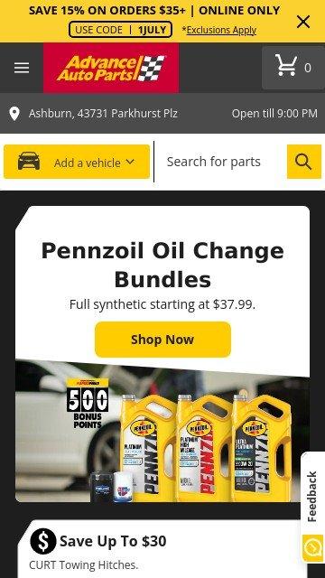 Advanceautoparts.com 2