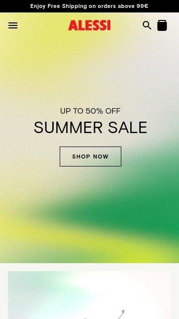 Alessi.com 2