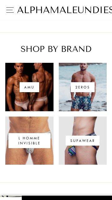 AlphaMaleUndies.com 2