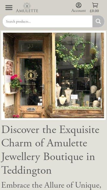 Amulette.co.uk 2