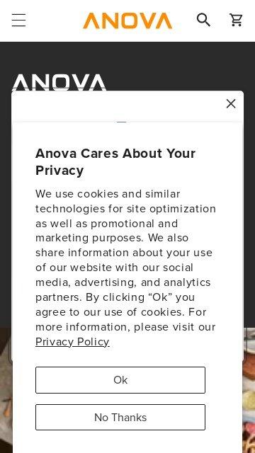 Anovaculinary.com 2