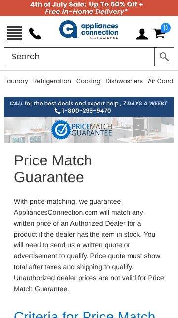 Appliancesconnection.com 2