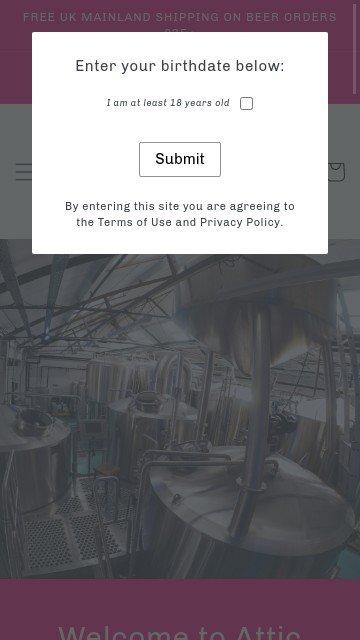 Atticbrewco.com 2