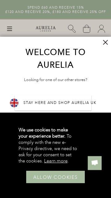 Aurelia skincare.com 2