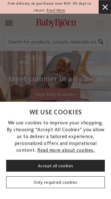 Babybjorn.co.uk 2