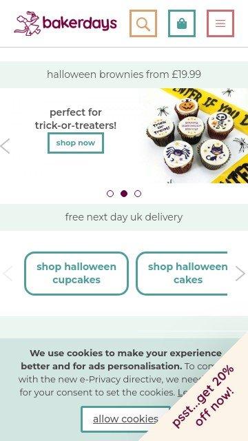 Bakerdays.com 2