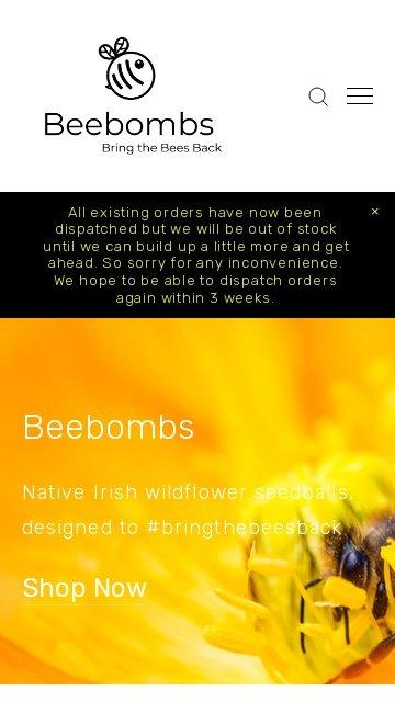 Beebombsireland.com 2