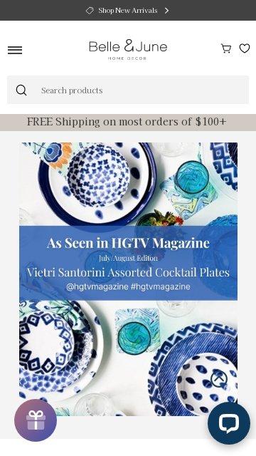 Belleandjune.com 2