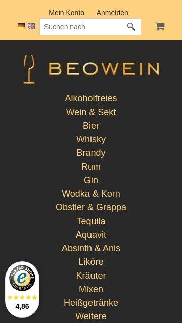 Beowein.de 2