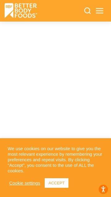 Betterbodyfoods.com 2