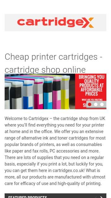 Cartridgex.co.uk 2