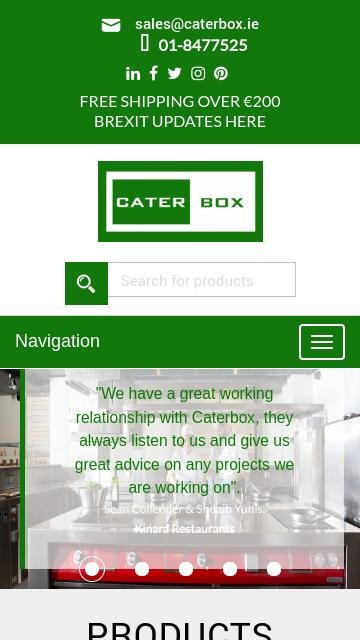 Caterbox.ie 2
