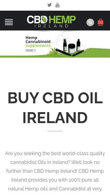 Cbd oil hemp.ie 2