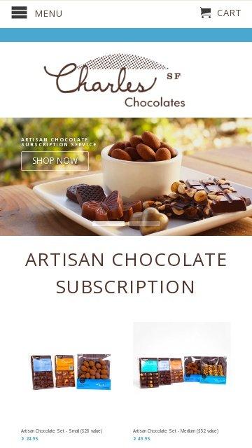 Charleschocolates.com 2