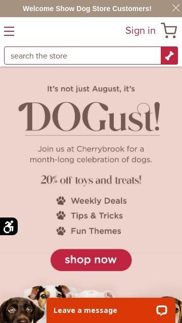 CherryBrook.com 2