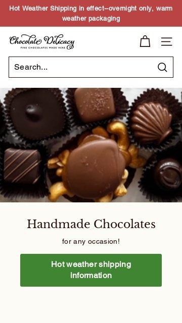 Chocolatedelicacy.com 2