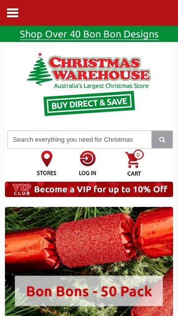 Christmaswarehouse.com.au 2