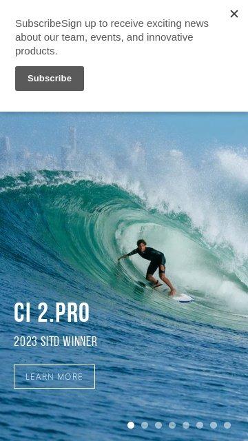 Cisurfboards.com 2