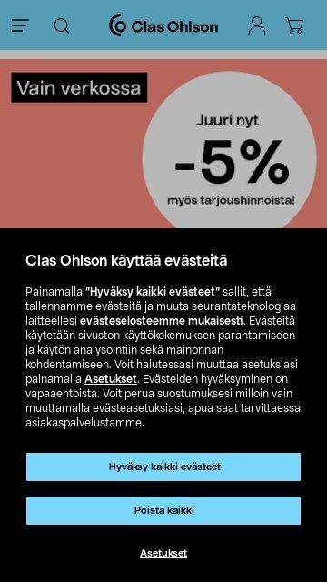 ClasOhlson.com 2