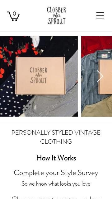 Clobber and sprout.co.uk 2