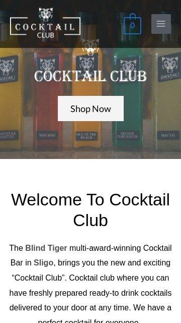 Cocktail club.ie 2