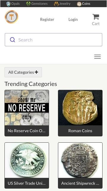 Coins-auctioned.com 2