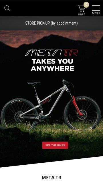 Commencal-store.co.nz 2