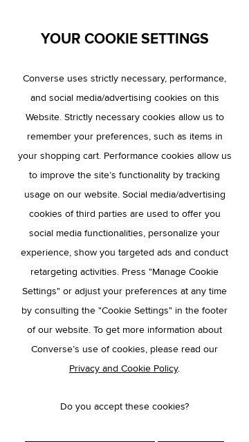 Converse.com 2