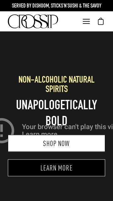 Crossip drinks.com 2