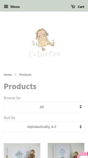 Cutsiecoo.com 2