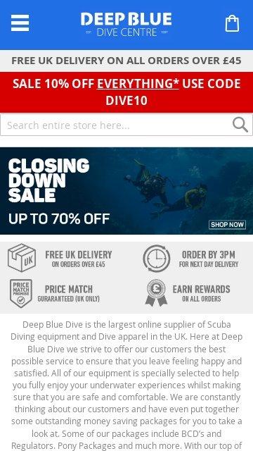 DeepBlueDive.com 2