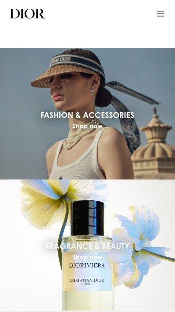Dior.com 2