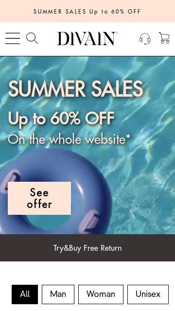 Divain parfums.com 2