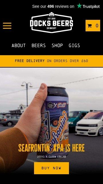 Docksbeers.com 2