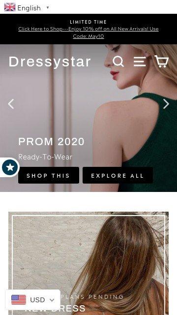 Dressystar.com 2