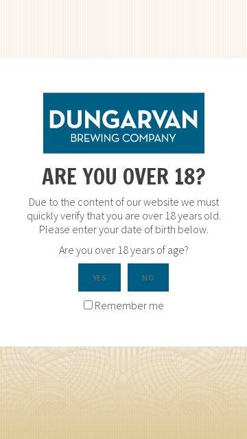 Dungarvanbrewingcompany.co 2