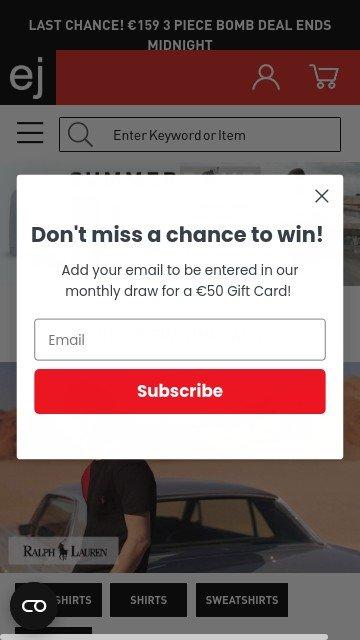 Ejmenswear.com 2