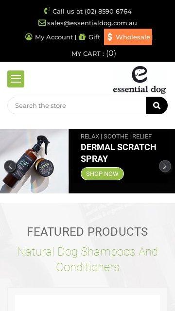 EssentialDog.com.au 2