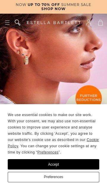 Estellabartlett.com 2