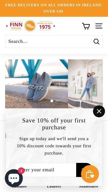 Finnfootwear.com 2