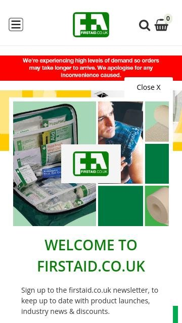 Firstaid.co.uk 2