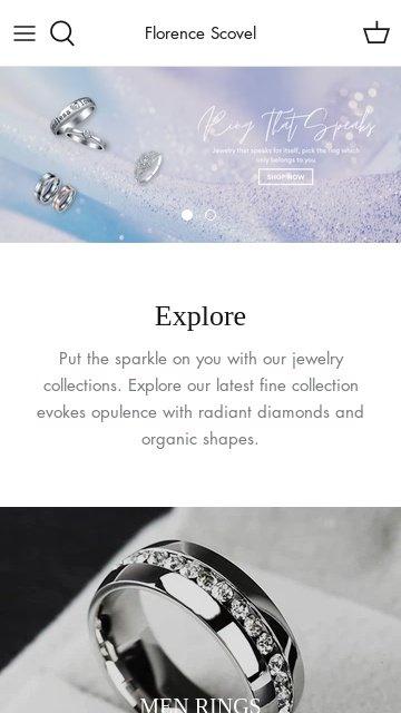 Florencescoveljewelry.com 2