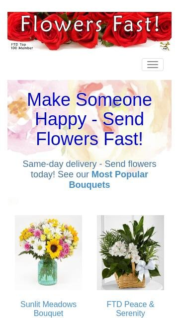 Flowers fast.com 2