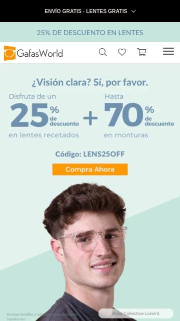Gafasworld.es 2
