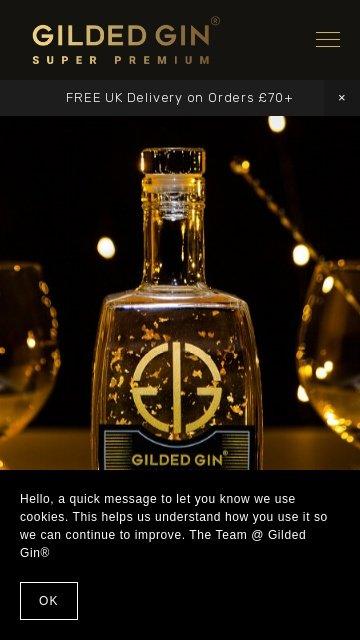 Gilded-gin.com 2