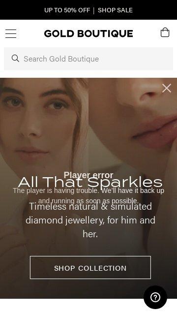 Gold boutique.com 2