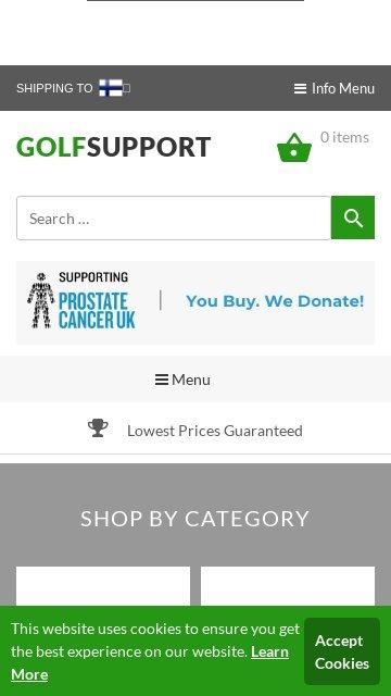GolfSupport.com 2